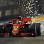 F1: Disastro Ferrari, Hamilton sul podio