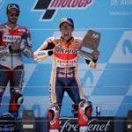 MotoGP: Gran Premio di Aragona - Podio per Marquez,  brutta caduta per Lorenzo