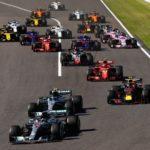 GP Giappone vince Hamilton