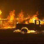 Malibù distrutta da un incendio – 09/11/2018 – 5 morti e migliaia di evacuati in California