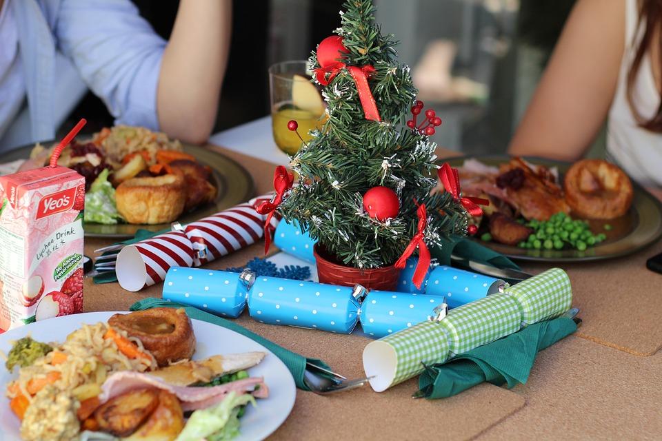 Pranzo di Natale –  idee semplici e gustose per il pranzo di Natale dagli antipasti al dessert