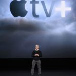 Apple e Netflix - l'azienda di Cupertino lancerà una piattaforma di streaming tutta sua - Tim Cook in conferenza