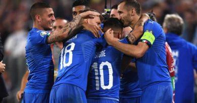 Qualifiche Euro 2020| Italia – Bosnia 2 a 1 Azzurri in rimonta nel secondo tempo | Le pagelle