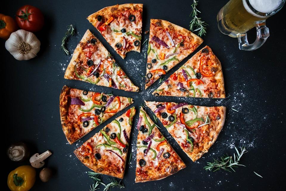 ricetta pizza facile