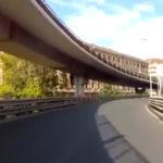 Tangenziale Est – ad agosto l'abbattimento di fronte alla stazione Tiburtina