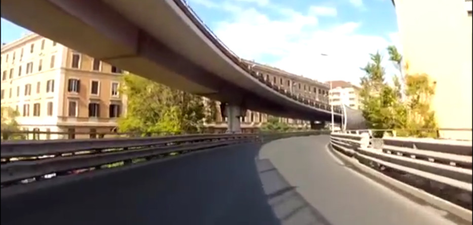Tangenziale Est di Roma