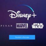 Disney Plus in Italia a 70 euro all'anno?