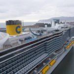 Coronavirus, 6 mila passeggeri fermi al porto di Civitavecchia