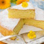 Torta margherita: La ricetta facile e veloce