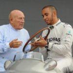 F1 il lutto: Addio a Stirling Moss, il ricordo di Lewis Hamilton