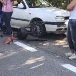Alex Zanardi: La  dinamica dell'incidente