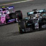 "Abiteboul: ""Racing Point ispirata alla Mercedes W10"""