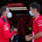Ferrari | Vettel e Leclerc in pista al Mugello – F1