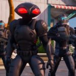 Fortnite | Ecco Black Manta la skin del nemico di Aquaman