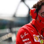 """F1 Ferrari: Mattia Binotto: """"Aggiornamenti previsti  per Portimao, dobbiamo ancora lavorare per migliorare"""""""