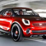 Smart: Ecco tutti i nuovi dettagli del SUV elettrico | Motori