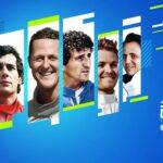 F1 2021 Game: Schumacher, Senna e altri piloti storici con la Deluxe Edition